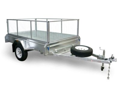 8 x 5 ft Box Trailer