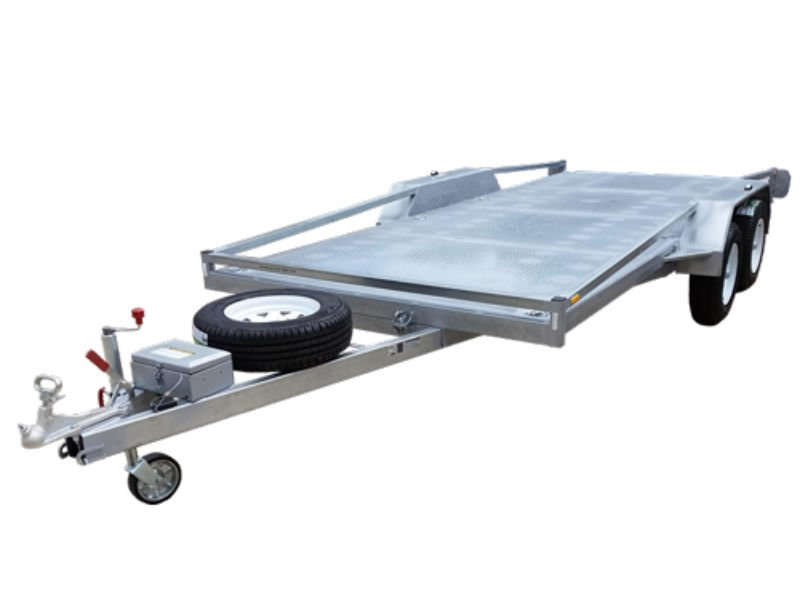 Car and Machinery Trailers