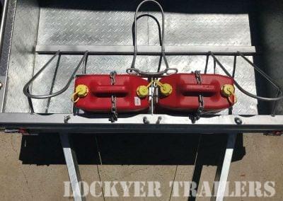Motor Bike Rack