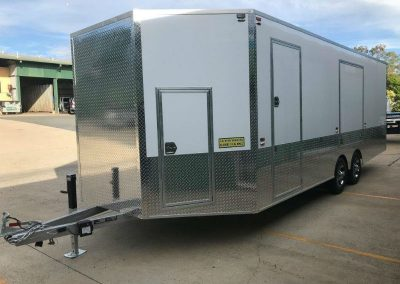 Custom Designed and Constructed Trailers
