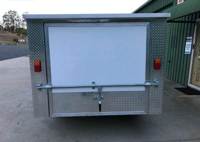 Custom Designed and Constructed Trailer