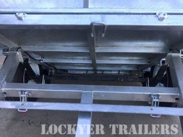 6 x 4ft Premium Tilting Box Trailer