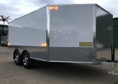Specialised Cargo Transport Trailer